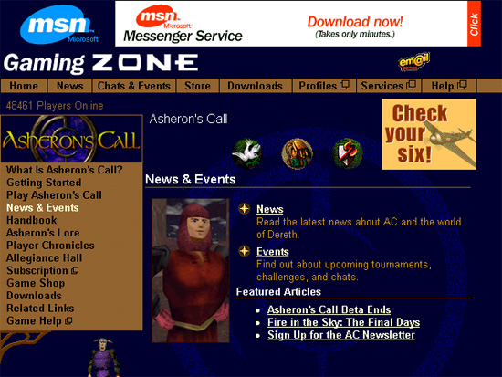 msn zone games